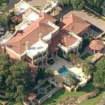 Edward DeBartolo's house (Birds Eye)
