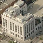 Federal Reserve Bank (Birds Eye)