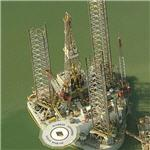 Diamond Offshore's 'Ocean Spartan' jack-up rig (Birds Eye)