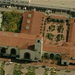 Los Angeles Union Station (Birds Eye)
