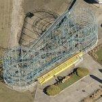 Abandoned amusement park (Birds Eye)