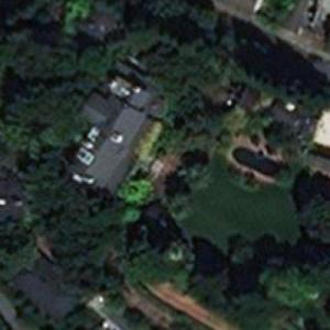 George Lucas' house (Bing Maps)