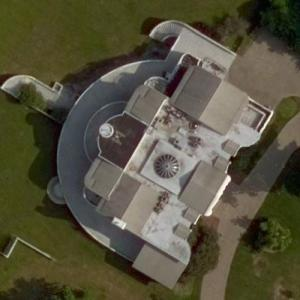 Cars Com Nj >> Wesley Snipes' House (former) in Alpine, NJ (#2) - Virtual Globetrotting