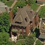 Dan Hinote's House (Birds Eye)
