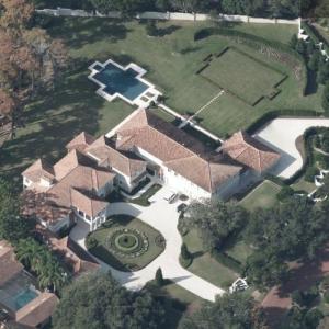 Lou Pearlman's House (Former) (Birds Eye)