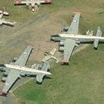 Two Avro Shackleton Mk3 PH3 (Birds Eye)