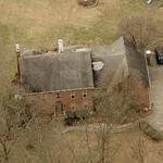Roseanne Cash & Rodney Crowell's House (former) (Birds Eye)