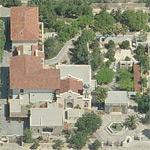 Michael Jackson's house (rental - former) (Birds Eye)