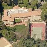 Kimora Lee Simmons' House (Birds Eye)
