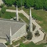 LDS Temple - Boise (Birds Eye)