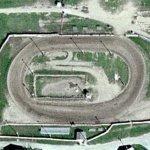 North Track Raceway (Bing Maps)