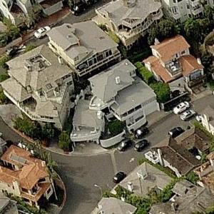 Warren Buffett's House (Birds Eye)