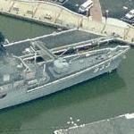 USS Barry (Birds Eye)
