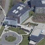 3com Headquarters (Birds Eye)