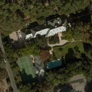 Jefery Levy's house (Bing Maps)