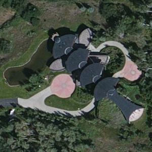 Barbi Benton's House (Bing Maps)