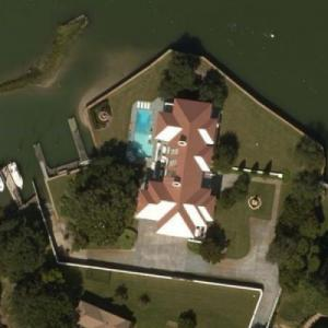 Pharrell's House (Former) (Bing Maps)