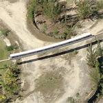 Miami Metro Zoo Monorail (Birds Eye)