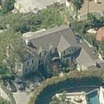 Tori Spelling's House (former) (Birds Eye)