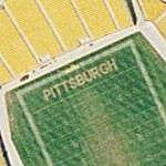 Heinz Field (Bing Maps)