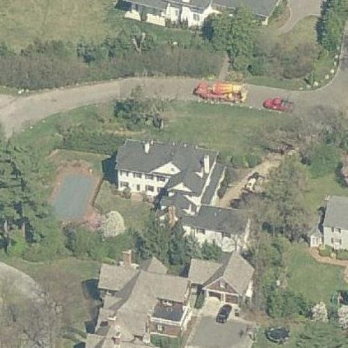 Bill O'Reilly's House In Manhasset, NY (Google Maps