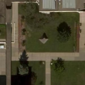 'Minneapolis Project' by Jackie Ferrara (Bing Maps)