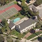 Merv Griffin's House (former) (Birds Eye)