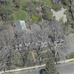 Woodrow Wilson's house (former) (Birds Eye)