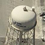 'Air Force' water tower (Birds Eye)