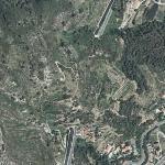 Tunnel in Monaco (Bing Maps)