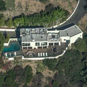 Hayden Panettiere's House (former) (Birds Eye)