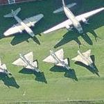 Swedish Air Force Museum (Bing Maps)