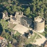 Casertavecchia Castle (Birds Eye)