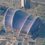 Musical Dome (Birds Eye)