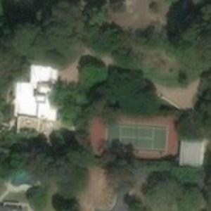 Josh Groban's House (former) (Bing Maps)
