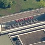 Toyota (Formula 1) Headquarters