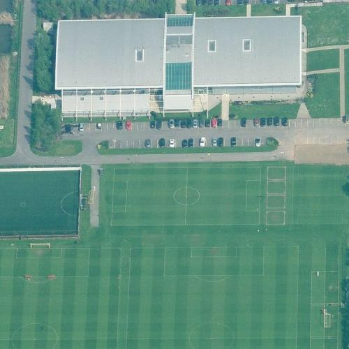 Manchester United training ground (Birds Eye)