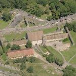 'Besançon Citadel & Fort Griffon' by Vauban (Birds Eye)