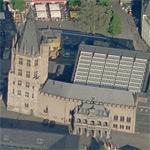 Cologne City Hall (Birds Eye)