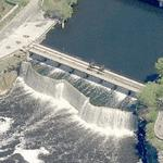 Rideau Falls (Birds Eye)