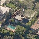 Chuck Lorre's House (Birds Eye)