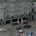 Hard Rock Cafe Edinburgh (Birds Eye)