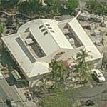 Hard Rock Cafe Honolulu (Birds Eye)