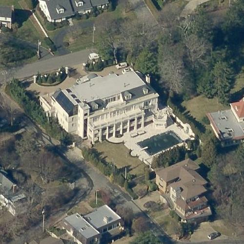 Paul Castellano's House In Staten Island, NY (Google Maps