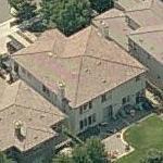 Jonathan Cheechoo's house