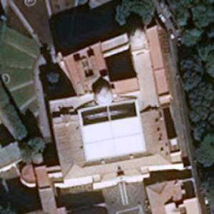 Castel Gandolfo (Bing Maps)