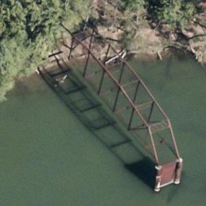 Jones Bridge (Birds Eye)