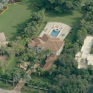 Beyonce & Jay-Z's House (leased) (Birds Eye)