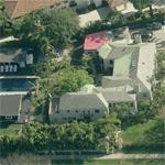 Christian Audigier's house (Birds Eye)
