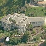Mark Jackson's House (former) (Birds Eye)